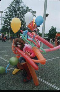 balony do modelowania