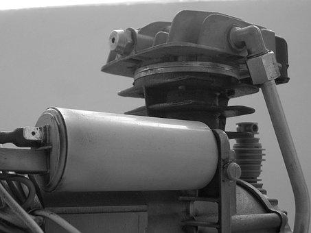 kompresor olejowy 200l
